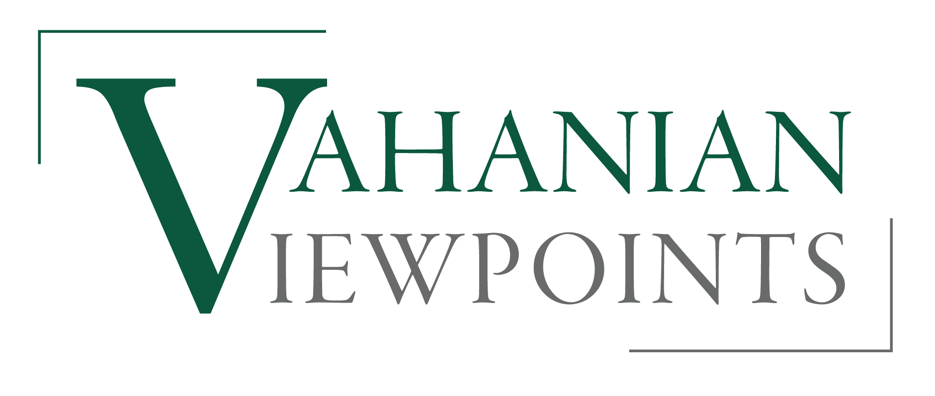 Vahanian Viewpoints: Blog