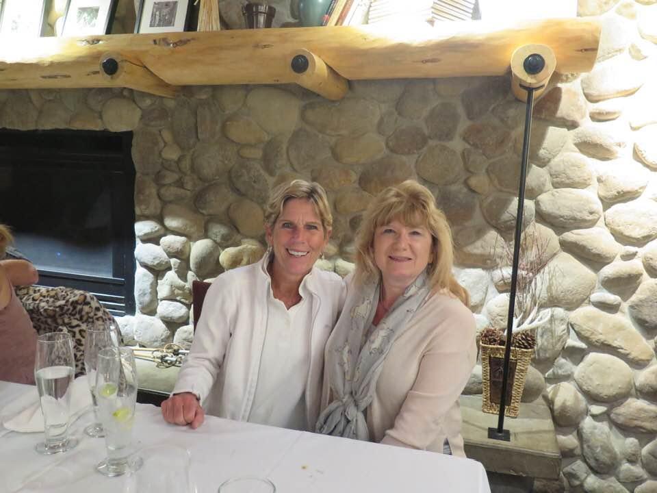 Bonnie Boyce & Patti Brennan