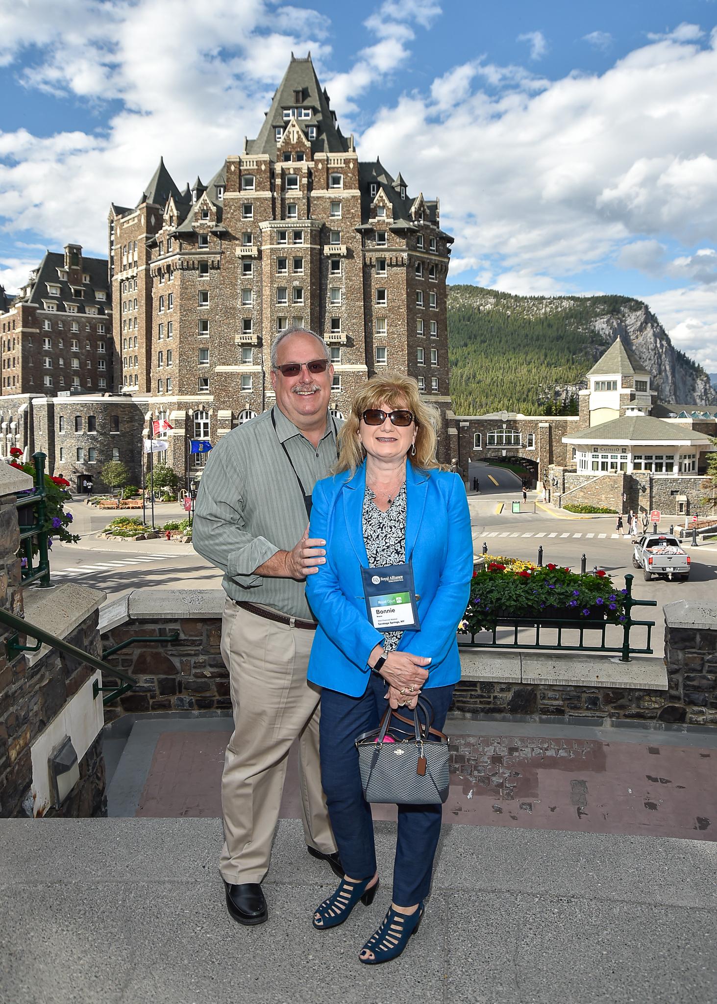 Bonnie Boyce, Banff Conference